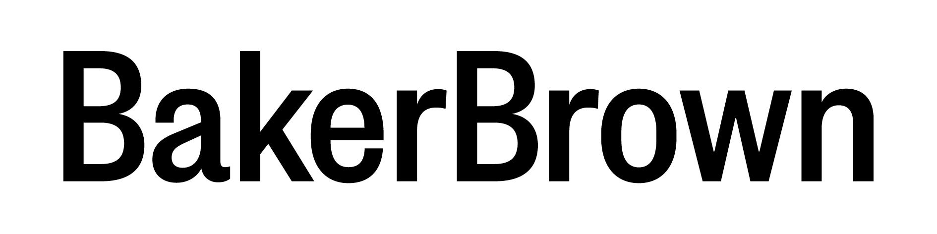 BakerBrown logo