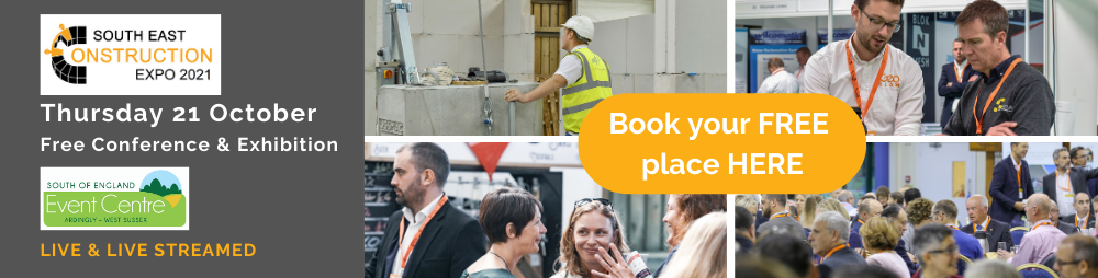 South East Construction Expo - Book your FREE place here