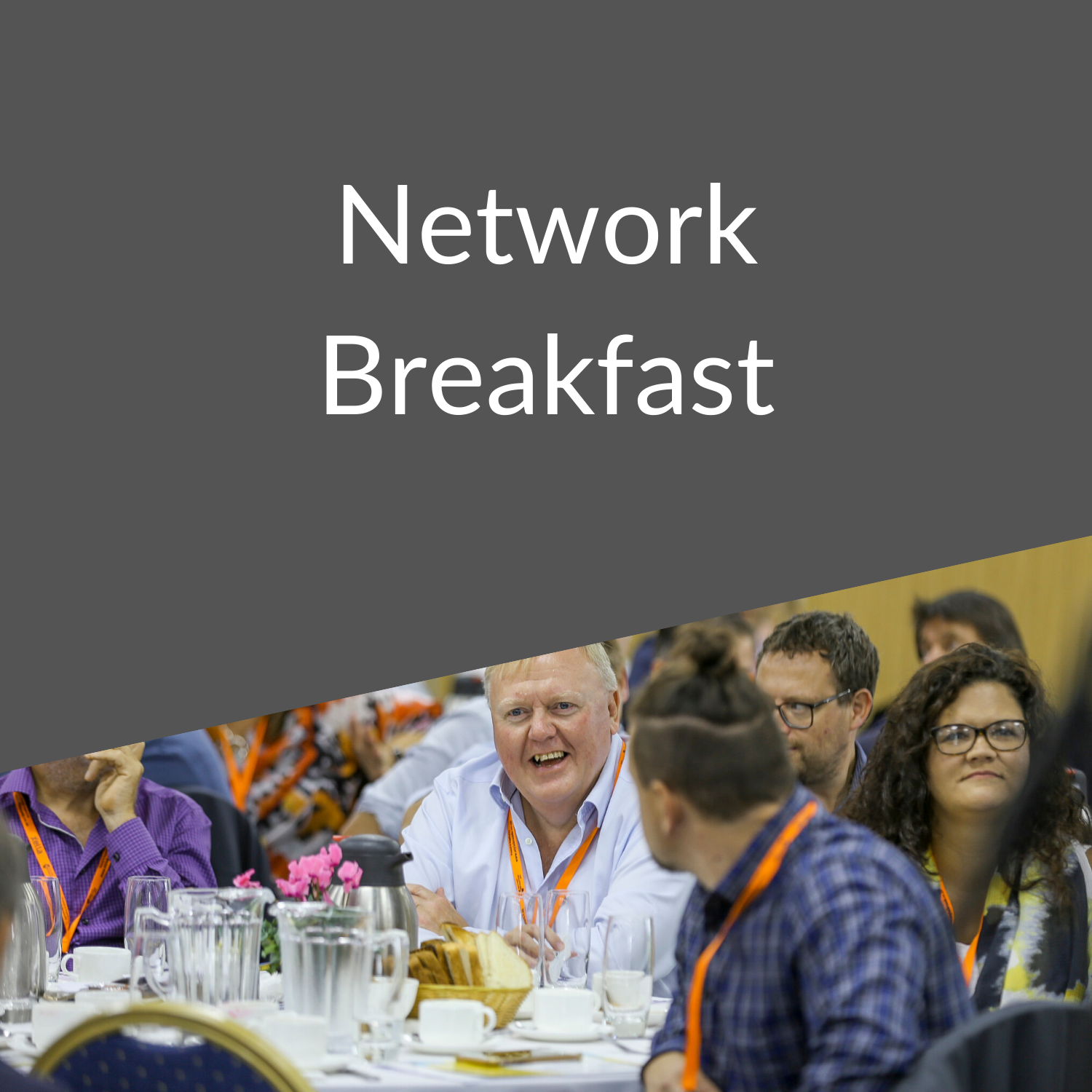 Construction Networking Breakfast Events